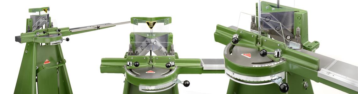 Framing Equipment Morso Mitring Machinery Desk