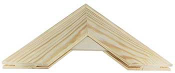 AllSize stretcher moulding inner plywood connector