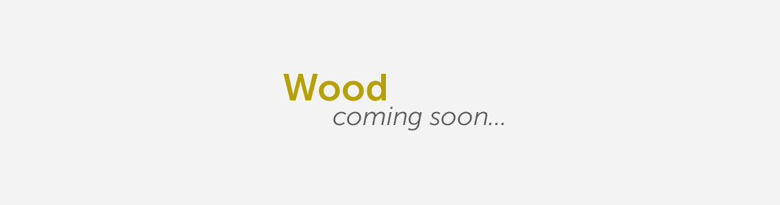 Wood Coming Soon Desk